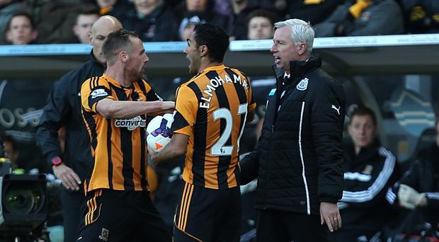 Newcastle manager Alan Pardew has been hit with a seven-match ban following his headbutt on Hull's David Meyler