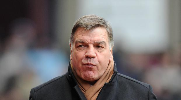 West Ham manager Sam Allardyce knows his side face a testing run of fixtures in the coming weeks