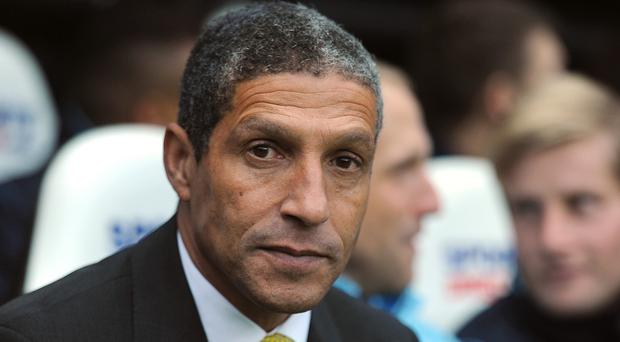Chris Hughton understands why fans chanted towards him