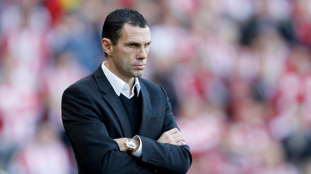 Gus Poyet's side could only draw against Palace