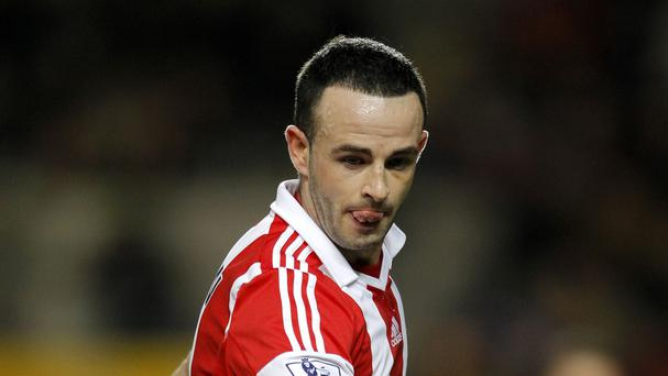 Marc Wilson says the Potters are focused on a top-10 spot in the Premier League