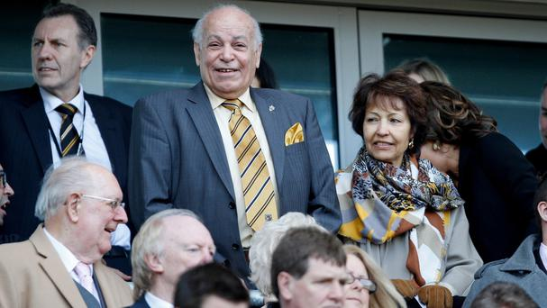 Hull City owner Assem Allam wants to change the club's name