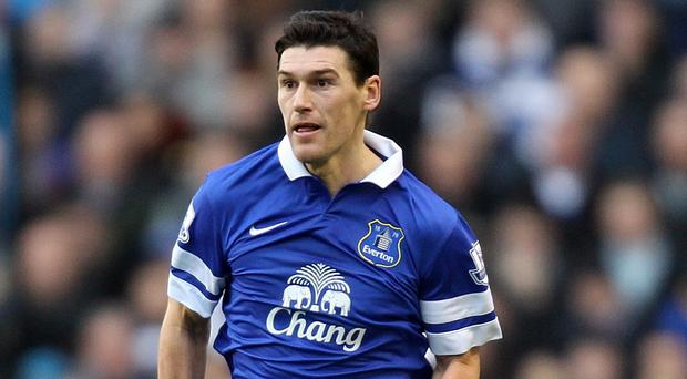 Midfielder: Gareth Barry (Everton) 406 passes into final third - The Everton midfielder has faded out of England contention but maybe Roy Hodgson should think again. As well as grafting, Barry has played more passes into the final third, with 406, than any other midfielder.