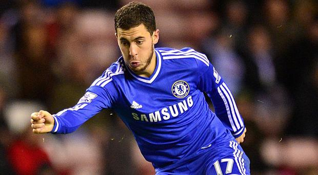 Eden Hazard wants Chelsea to make amends against Arsenal