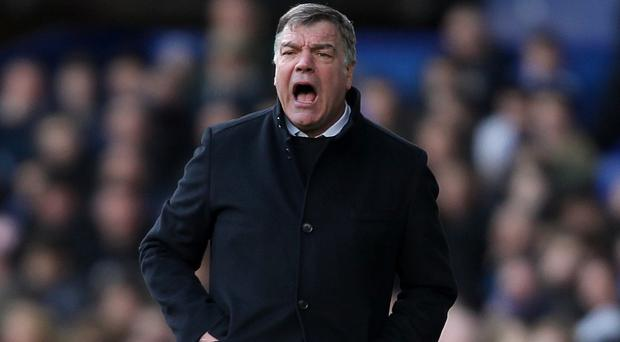Sam Allardyce's West Ham host Manchester United at the weekend
