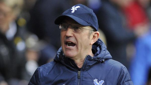 Tony Pulis' side take on Newcastle on Saturday