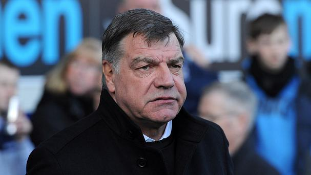 Sam Allardyce wants West Ham to continue flourishing at Upton Park