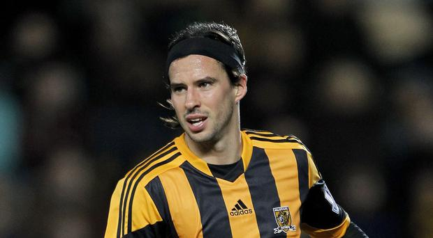 George Boyd begins a three-match ban