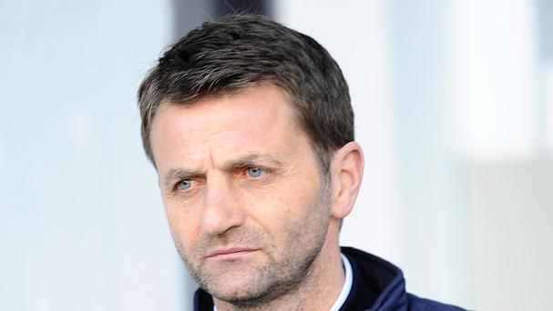 Tim Sherwood has hit back at his critics