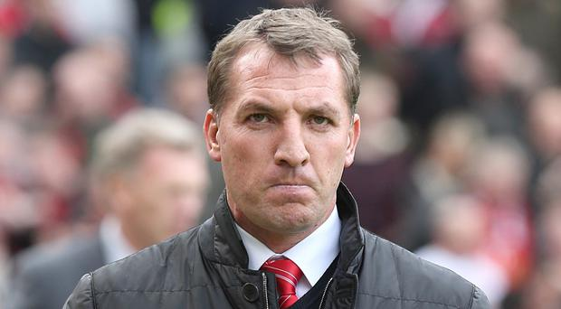 Brendan Rodgers' Liverpool are four points off Premier League leaders Chelsea with a game in hand