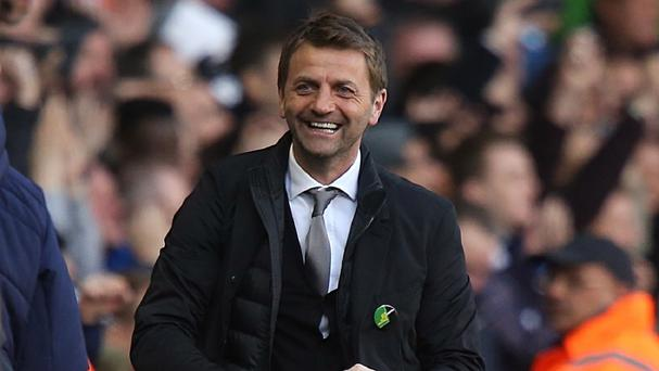 Tim Sherwood's side claimed a thrilling victory at White Hart Lane