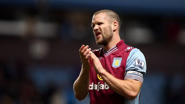 Ron Vlaar wants Aston Villa to maintain focus and prove their worth