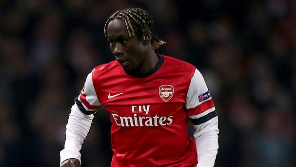 Bacary Sagna is a target for Inter Milan