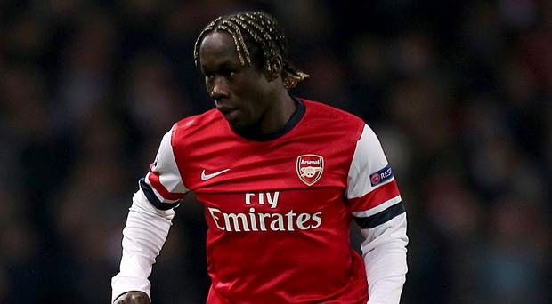 Bacary Sagna is a target for Manchester City and Inter Milan