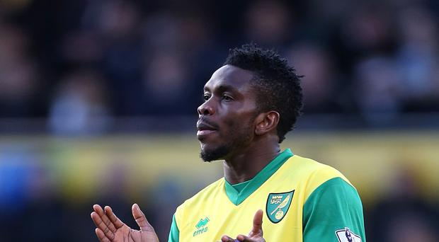 Defender Joseph Yobo is on loan at Norwich.