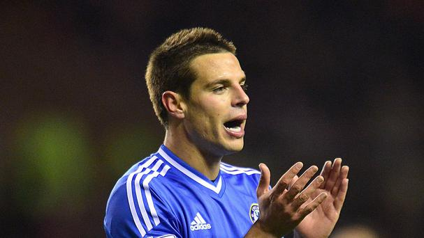 Cesar Azpilicueta has been a key part of Chelsea's miserly defence this term