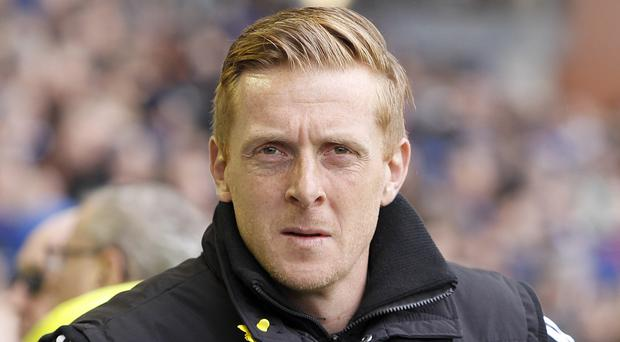 Garry Monk has found wins hard to come by during his short time as Swansea boss