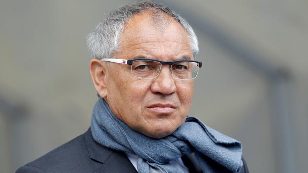 Felix Magath was tasked with saving Fulham from relegation
