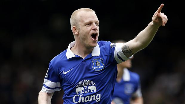 Steven Naismith scored in an excellent second-half performance