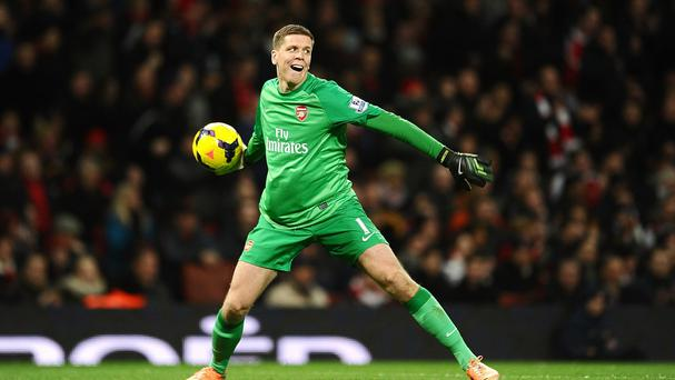 Goalkeeper Wojciech Szczesny is confident Arsenal can build on their battling 1-1 draw with Manchester City