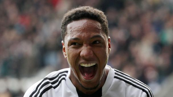 Swansea boss Garry Monk believes Jonathan de Guzman, pictured, could force his way into Holland's World Cup plans