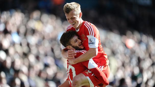 Southampton will not be forced to sell any star players such as England midfielder Adam Lallana, bottom