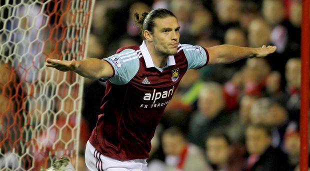 Andy Carroll could make a late claim for a place on the plane to Brazil