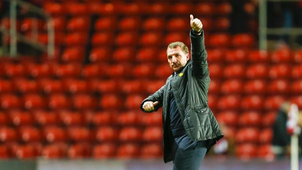 Brendan Rodgers believes home form can be crucial for Liverpool's title hopes