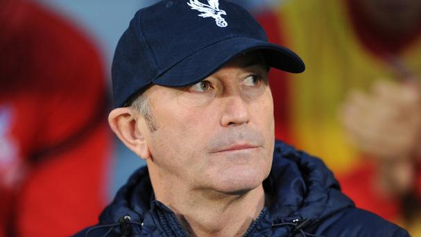 Tony Pulis insists Crystal Palace still have it all to do