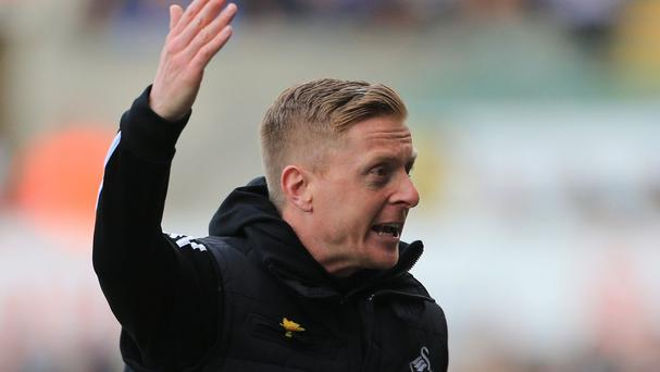 Garry Monk believes training ground bust-ups are part of football life