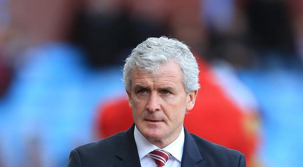 Former QPR boss Mark Hughes insists he has accepted his share of blame for the club's failings