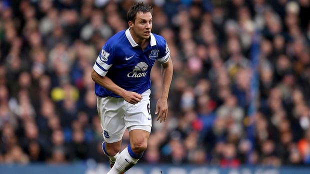 Phil Jagielka is coming back from a hamstring injury