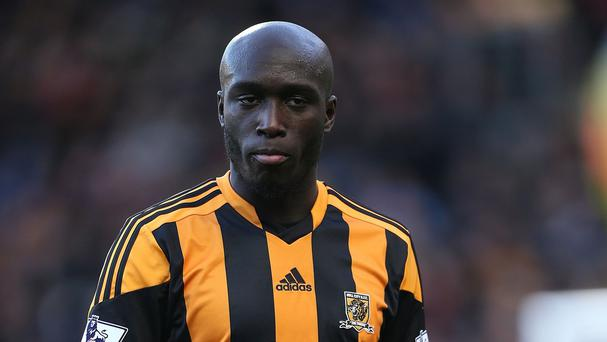 Yannick Sagbo has been backed by Hull over his improper conduct charge