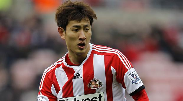 Sunderland were fined over an administrative error relating to Ji Dong-won