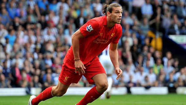 Former Liverpool striker Andy Carroll