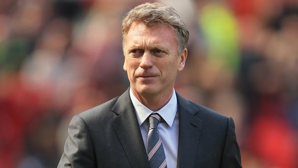 David Moyes wants his side to focus on the task at hand
