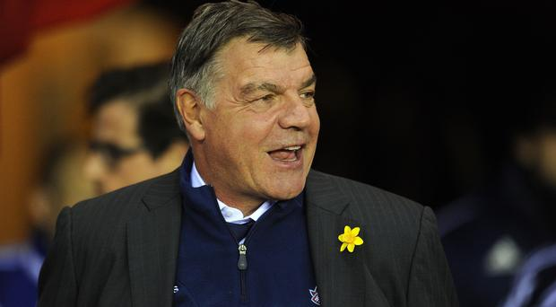 Sam Allardyce is hoping his former Liverpool players can perform on Sunday