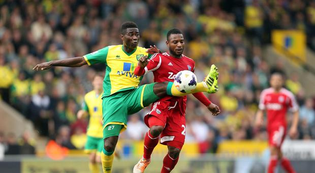 West Brom's 1-0 win at Norwich saw them leap-frog the Canaries in the table