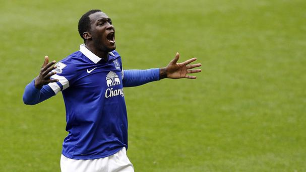 Romelu Lukaku could be a Spurs target