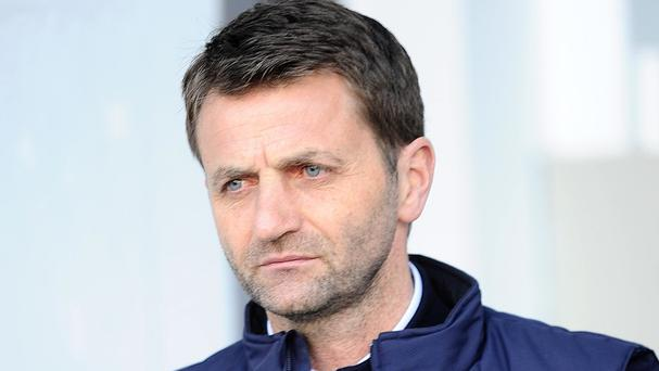 Tim Sherwood wants his side to entertain the fans from now until the end of the season