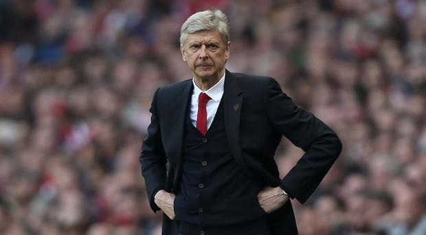 Arsene Wenger is determined to stop Arsenal's season from fizzling out