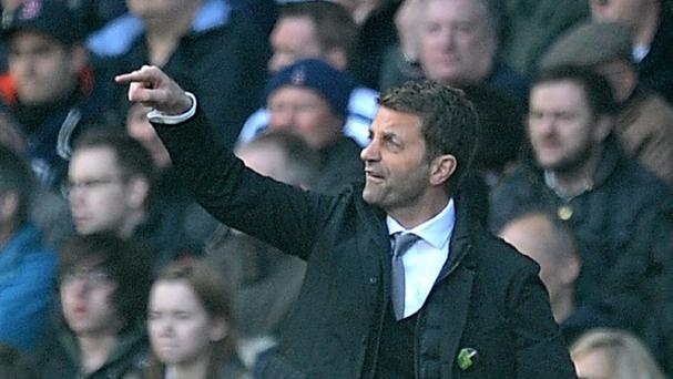 Tim Sherwood is reportedly on the way out of Tottenham
