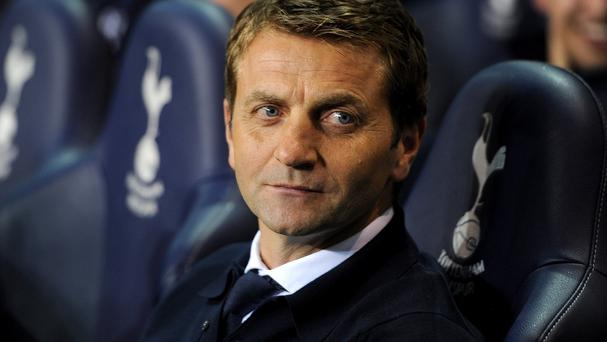 Tim Sherwood's Spurs team inflicted a 5-1 defeat on Sunderland