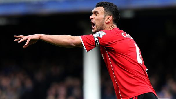 Steven Caulker says 'staying in the Premier League is all the motivation we need'