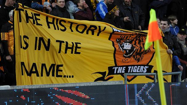 The application to change the club's name to Hull Tigers has been rejected by the FA
