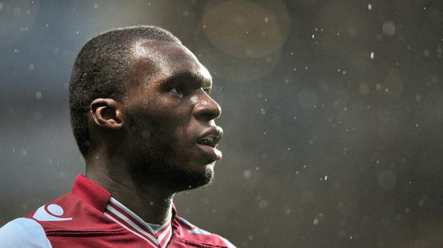 Striker: Christian Benteke (Aston Villa) 230 aerial duels won - His goal tally may be scant return on his bumper new contract, but nobody could accuse Benteke of not doing a shift for Villa. No striker comes close to matching his tally of aerial duels won this season.