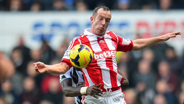 Charlie Adam aims to be fit for Stoke