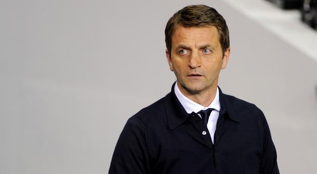 Tottenham manager Tim Sherwood says Eric Lamela will miss the rest of the season