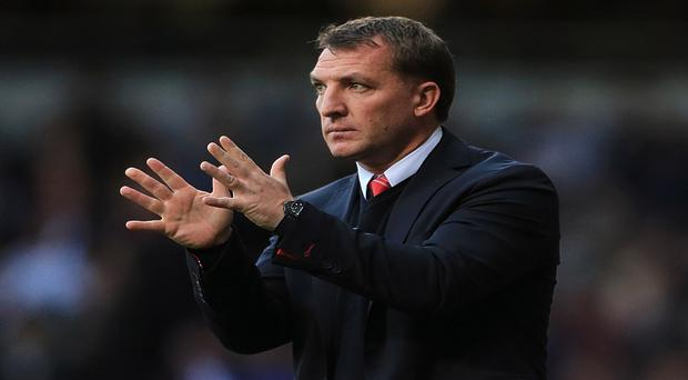Brendan Rodgers knows midfield is a key area on Sunday
