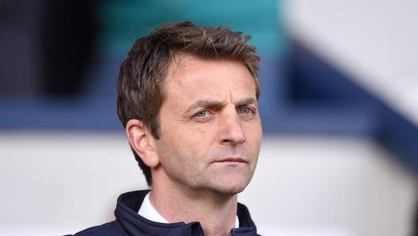 Tottenham Hotspur manager Tim Sherwood insists his side were disappointed with a point at West Brom